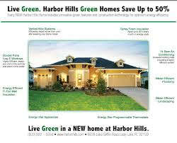 live green harbor hills country club