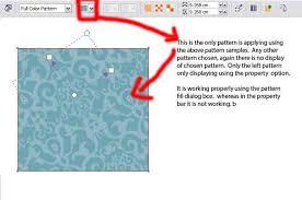 pattern fill coreldraw x6 pattern fill bug coreldraw graphics suite x6 coreldraw graphics