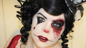 American Horror Story Halloween Costume Ideas Dark Carnival Halloween Makeup Tutorial American Horror Story