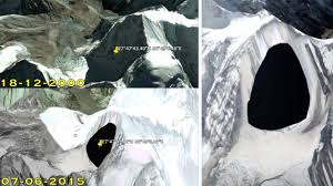 Himalayan Mountains Map Secret Entrance Underground Base Found With Google Earth In Nepal