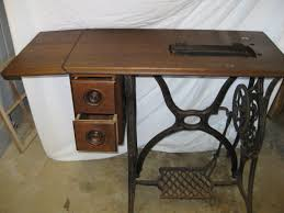 Singer Sewing Machine Desk 1879 Singer Sewing Machine Table Collectors Weekly