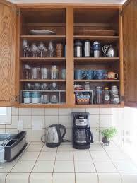 open kitchen cabinet shelves shelves kitchen cabinets cliff