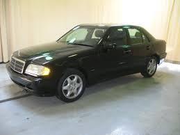 1999 black mercedes mercedes c class 1999 black sedan c280 gasoline 6 cylinders