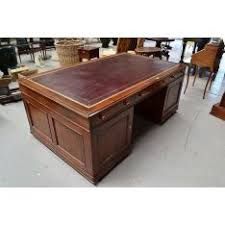 partners desks carter u0027s price guide to antiques and collectables