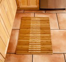 Bamboo Floors Kitchen Decor Sophisticated Bamboo Rugs Floor Shower Mat Color For