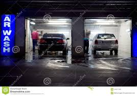 car wash in underground parking garage stock photos image 13417163