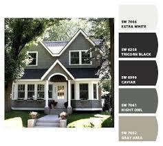 manificent decoration sherwin williams exterior paint colors
