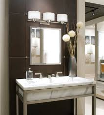 bathroom beech arch plastic lights above mirror traditional wall