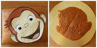 curious george cakes as we it how to create a curious george cake