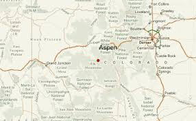 aspen map aspen location guide