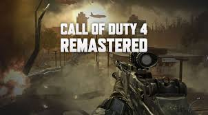 List Of Cod4 Maps Call Of Duty 4 Remastered Upgrades Features And New Weapons