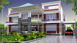 luxury home design floor plans two story house plans indian style fresh luxury home designs and