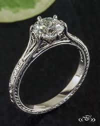 filigree engagement ring best filigree engagement rings engagement rings depot