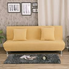 Armless Sofa Bed Aliexpress Buy Uuiversal Stretch Sofa Bed Covers For Living