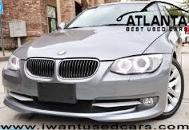 bmw used cars atlanta used bmw for sale in atlanta ga 1 804 used bmw listings in