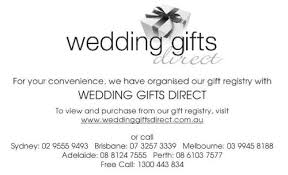 wedding gift registration an introduction to wedding registry etiquette for the