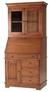 Wood Computer Desk With Hutch Foter by Cherry Secretary Desk With Hutch Foter