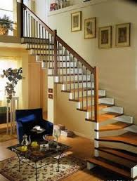 staircase from iron and salvaged wood stair railing design