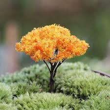 aliexpress buy artificial mini tree plants garden