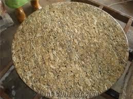 Granite Reception Desk Giallo Santa Cecilia Granite Table Tops Yellow Round Table Tops