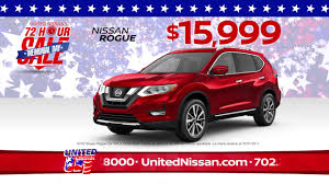 nissan rogue jeff wyler united nissan memorial day spanish youtube