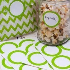 candy buffet supplies labels stickers bags uk candle