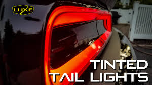 Dodge Challenger Tail Lights - tinting 2015 2016 challenger tail lights and rear reflectors