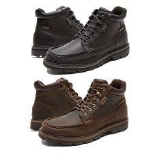s rockport xcs boots rockport leather waterproof boots for ebay