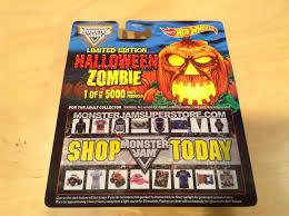 Halloween Monster Games by Julian U0027s Wheels Blog 2015 Limited Edition Halloween Zombie