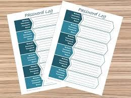 excel address book template password keeper template organization
