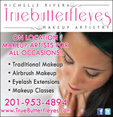 Makeup Classes Nj Celebrations True Butterfleyes Makeup Makeup Artists In Old