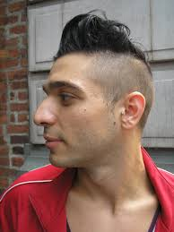 ponytail haircut for me shaved sides hairstyles for men with shaved sides fresh on mens ponytail styles