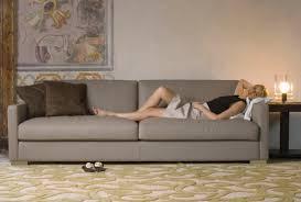 otto sofa contemporary sofa leather 4 seater brown otto valdichienti