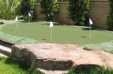 putting green for home crafts home