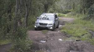 subaru crosstrek offroad subaru xv off road youtube