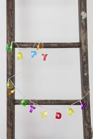 Battery Operated Fairy Lights by Happy Birthday