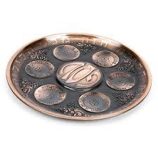 buy seder plate buy brass seder plate tts