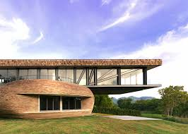Home Architecture Styles Balancing Thai Home With Sophisticated Contrast Between