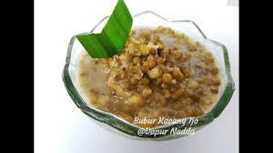 cara membuat bubur kacang ijo empuk resep cara membuat bubur kacang ijo agar enak dan empuk youtube