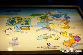 Nassau Map Floorplan At The Wyndham Nassau Resort U0026 Crystal Palace Casino