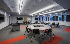 Best Interior Design Schools Interior Design North Park University Team Teaching Classroom