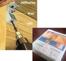 Fix Creaky Hardwood Floors - 14 fix squeaky floor from above fixing squeaky floors