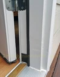 how to repair a rotted exterior door frame handymanhowto com