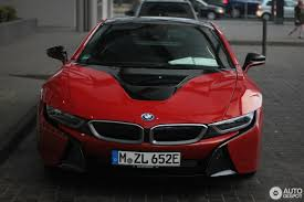 Bmw I8 Red - bmw i8 protonic red edition 19 december 2016 autogespot