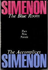 la chambre bleue simenon a 1001 midnights review georges simenon the blue room and the