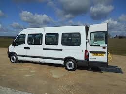 renault master minibus large wav archives julian brunt