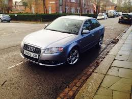 audi a4 2 0 tdi s line 2005 6 speed manual in wood green london