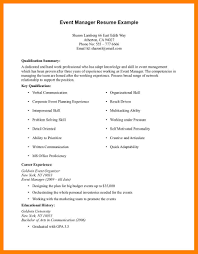 Emt Resume Examples by 3 How To Write Work Experience In Cv Example Emt Resume