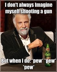 Pew Pew Pew Meme - pew pew motherfucker by eldir meme center