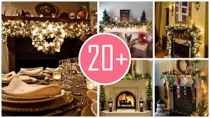 Designing Your Own Kitchen Christmas Fireplace Lighting Decorations For From Mylove